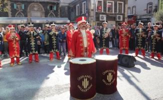 Mehter Takımı, Ümraniyelilere konser verdi
