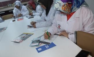 Ümraniye Belediyesi Dünya Diyabet Günü için etkinlik düzenledi