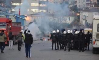 Amatör Lig maçı öncesi olaylar çıktı
