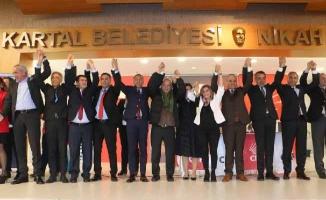 CHP Kartal Belediye Başkan Aday Adayları Tanıtım Toplantısı Yapıldı