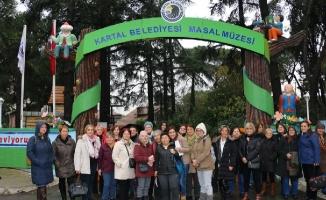 Kartallı Kadınlar İçin Düzenlenen Ring Turu Devam Ediyor