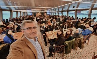 Valide Sultan Gemisi'nin Konuğu Çağrı Bey Anadolu Lisesi Oldu