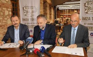 Çekmeköy Belediyesi Uluslararası Bilim Olimpiyatları Bu Yıl Prof. Dr. Fuat Sezgin Adıyla Gerçekleşecek