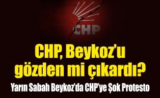 CHP Beykoz'u gözden mi çıkardı?