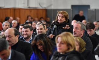 İcadiye, Kuzguncuk ve Sultantepe mahalle buluşması gerçekleştirildi