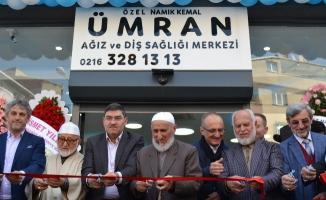 Ümran Ağız ve Diş Sağlığı Merkezi Namık Kemal Şubesi'ni Büyük Bir Coşkuyla Açtı