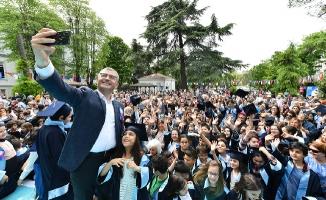 Üsküdar Çocuk Üniversitesi 2019 Mezunlarını Verdi