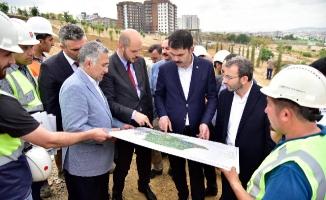 Çevre Ve Şehircilik Bakanı Murat Kurum'dan Pendiklilere 4 Müjde