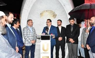 ÇENGELKÖY'DE ŞEHİTLERİN ANISINA GÜL ŞERBETİ AKTI