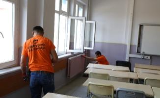 Okullar Eğitim Öğretim Dönemine Hazırlanıyor