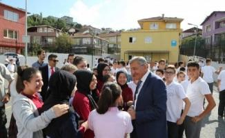 Beykoz'da 2019-2020 Eğitim-Öğretim Yılı Heyecanı Başladı