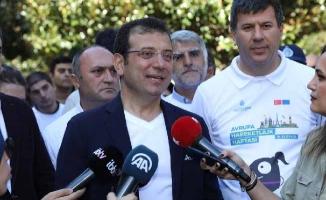 """İmamoğlu: """"İstanbullular Sevgi ve Paylaşım İstiyor"""""""