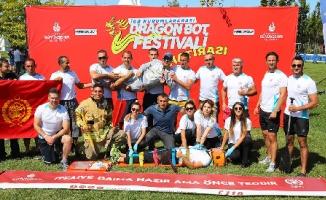 KURUMLAR İBB DRAGON BOT FESTİVALİ'NDE BULUŞTU