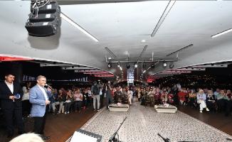 Üsküdar Valide Sultan Gemisi'nde Musiki Ziyafetine Yoğun İlgi