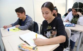 Lise Ders Takviye Kursları Başladı