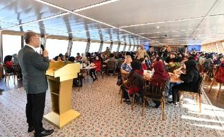 Valide Sultan Gemisi'nde Sanat Tarihi Dersleri Yeniden Başladı