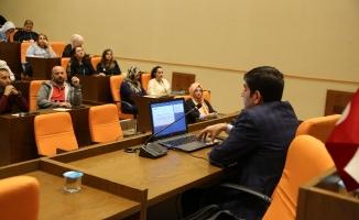 Belediye Personeline Cimer Eğitimi