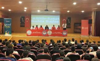 Ümraniyesporlu Futbolcular Liselere Konuk Oldu