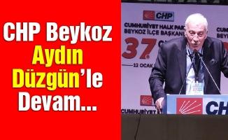 CHP Beykoz Aydın Düzgün'leDevam…