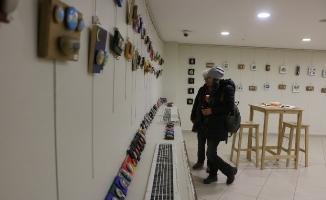 Taş Boyama Sergisi Kartallı Sanatseverler İle Buluştu