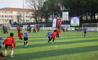 Ümraniye Belediyesi Futbol Okulları Şöleni Gerçekleşti