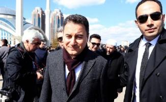 Babacan'ın partisinin ismi ve kurucular kurulu belli oldu