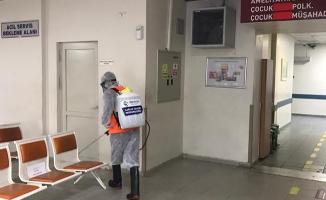 Beykoz'da Koronavirüs Mesaisi Hız Kesmiyor