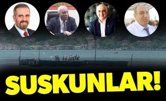 BEYKOZ'DAKİ SİYASİLER BALIK KATLİAMINA SUSKUNLAR!