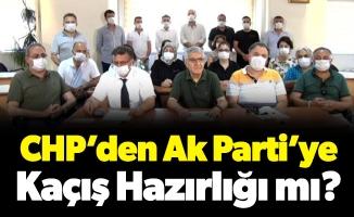 CHP'den Ak Parti'yeKaçış Hazırlığı mı?