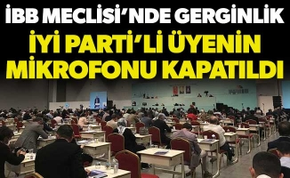 "İBB Meclisi'nde 'İstikameti"" tartışması"