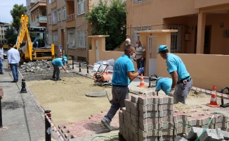 Ümraniye'de Yol Bakım Onarım ve Altyapı Seferberliği