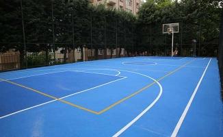 Ümraniye'ye Altı Yeni Basketbol Sahası