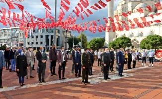 Maltepe'de Gaziler Günü Törenle Kutlandı