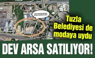 Tuzla Belediyesi de modaya uydu