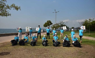 Tuzlalı Gençlerden Doğa Sevgisi ve Çevre Bilinci Mesajı