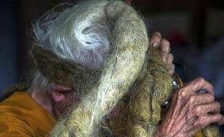92 yaşındaki adamın yaptığına bakar mısınız?