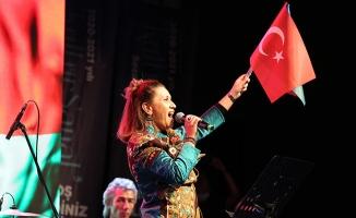 Azerin; 'Yakın Zamanda Dağlık Karabağ'da Çırpınırdı Karadeniz'i Söyleyeceğim'