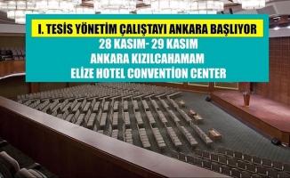 Bu Çalıştay, Tesis Yönetim Sektörü'nün Sorunlarını Çözecek