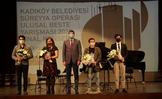 Süreyya Operası Beste Yarışması Ödülleri Sahiplerini Buldu
