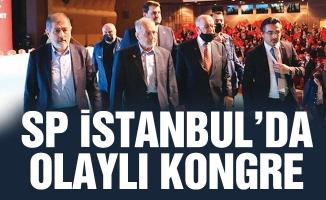 SP İstanbul'da olaylı kongre