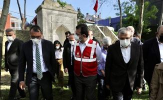 """İmamoğlu: """"Rumeli ve Anadolu Hisarları'nda Çalışmalar Başladı"""""""