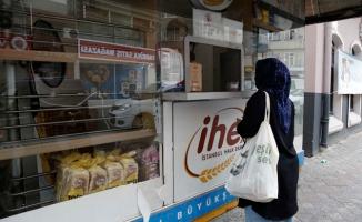 Halk Ekmek'te zamlı satış başladı