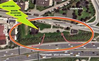 Çekmeköy'deİştahları Kabartan Rant Planı!