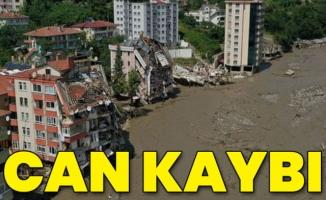 Sel Felaketinde Bilanço Artıyor