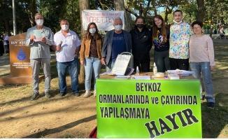 Beykoz'da Talana Karşı Mücadele Çağrısı