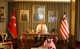 Selahattin Yılmaz Afrika'da Türk bayrağını dalgalandıracak