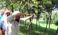 500 yıllık gelenek 'Kabza' Ümraniye'de can buldu