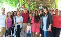 Erol Evgin'den özel ziyaret