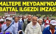 MALTEPE MEYDANI'NDABATTAL iLGEZDi iMZASI
