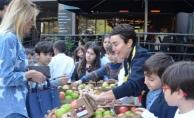 Eğitime en 'Tatlı' destek: Elma Festivali
